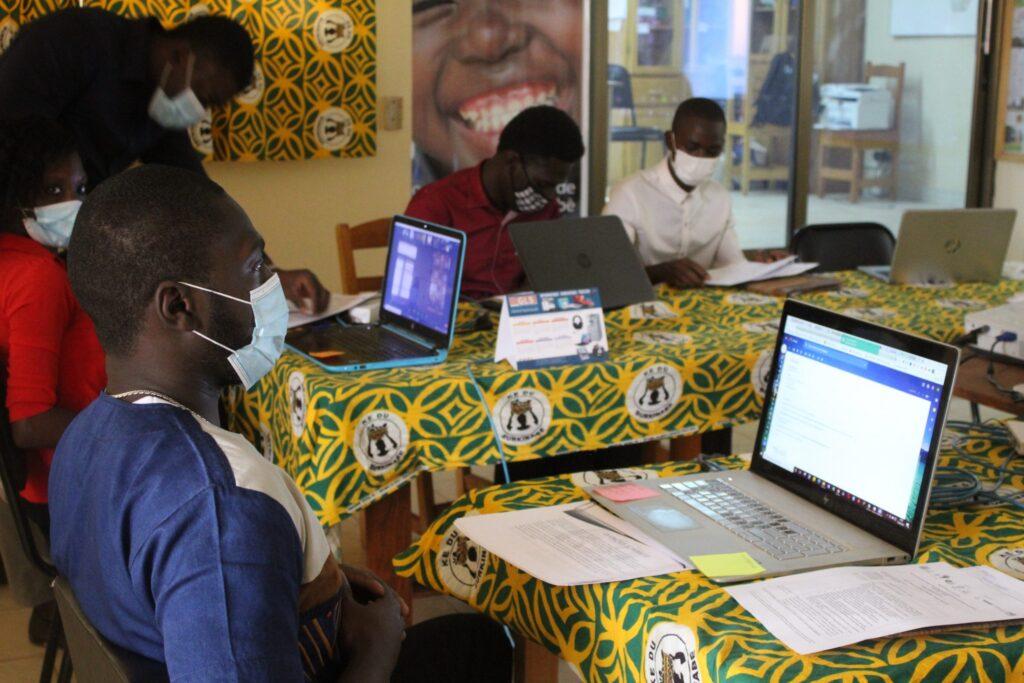 Burkina Faso - Durante il forum